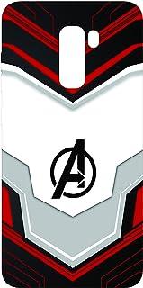 SharpEseller Mi Redmi Poco F1 Avenger Logo Printed Soft Designer Mobile Back Cover