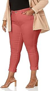 Jag Jeans Women's Plus Size Carter Girlfriend Jean