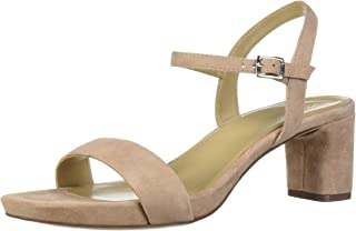Naturalizer Womens G3035L3 Ivy Quarter/Ankle/T Strap