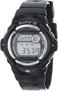 Women's Baby-G Black Whale Digital Sport Watch