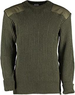 woolly pully sweater