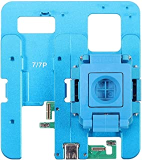HUANGMENG Platform JC T7 Nand Pcie Flash HDD Motherboard Repair Test Fixture Tool for iPhone 6s / 6s Plus / 7/7 Plus