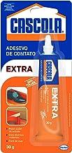 Cola de Contato Extra Sem Toluol Cascola Bisnaga, Henkel, Branco, 30g