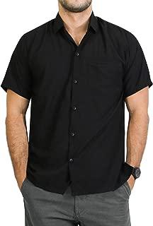 black beach shirt