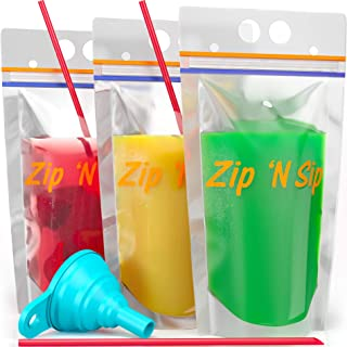 zip and sip