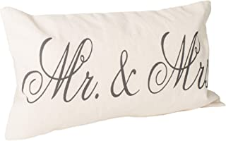 mr and mrs bed pillows