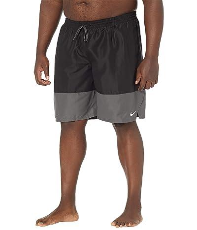 Nike Big Tall Split 9 Volley Shorts