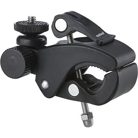 Fahrradhalterung Kamera Lenker Clip Halter Sattelst/ütze f/ür Go Pro Hero 6 5 4 SJCAM WT-DDJJK Kamera Befestigungsclip