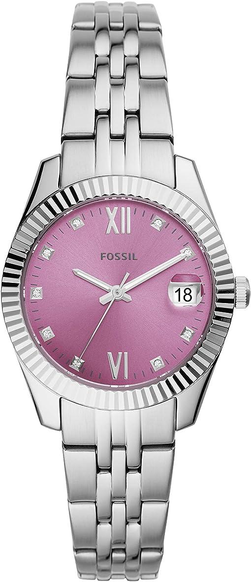 Es4905 Silver/Purple