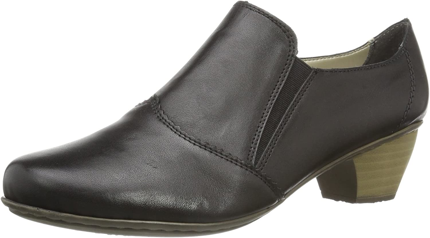 Rieker Women Pumps black, (black) 41751-01