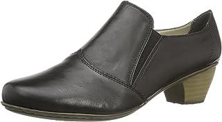 Rieker 41751 dames slippers.
