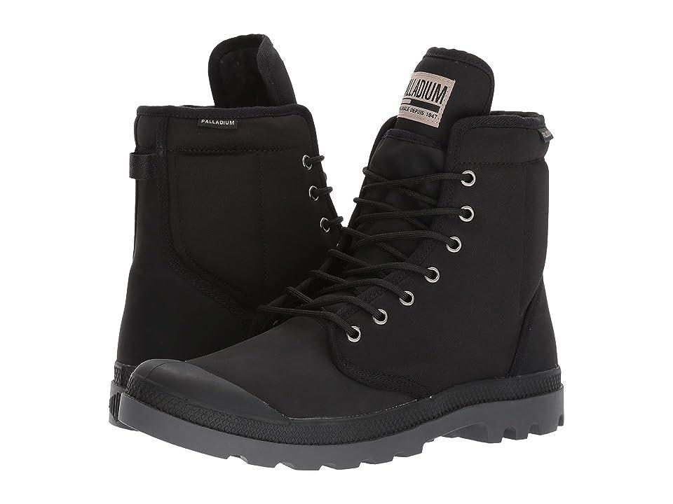 Palladium Pampa Solid Ranger TP (Black) Athletic Shoes