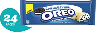 Oreo Cookies & Creme Chocolate Candy bar, 1.44 Oz (Pack Of 24)