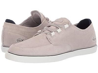 Lacoste Esparre Deck 219 1 CMA (Grey/Black) Men