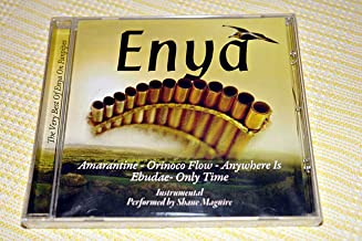 Enya: Instrumental performed by Shane Maguire / Amarantine, Orinoco Flow, Anywhere Is Ebudae, Only [Audio CD]