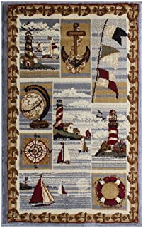 Best nautical throw rugs Reviews