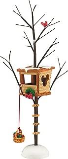 Department 56 Disney Village Mickey's Christmas Tree House Accessory Figurine