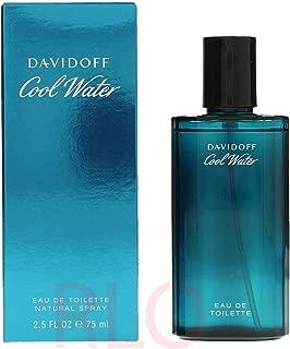 COOL WATER by Davidoff EDT SPRAY 2.5 OZ MEN