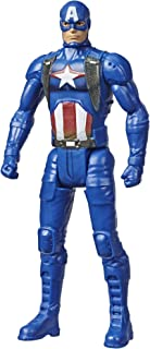 Marvel Avengers Captain America Action Figure 3.75 in, for Kids 4 and up