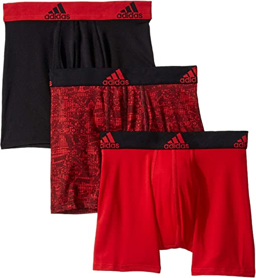 Hinder Active Maroon/Black/Black/Scarlet Scarlet