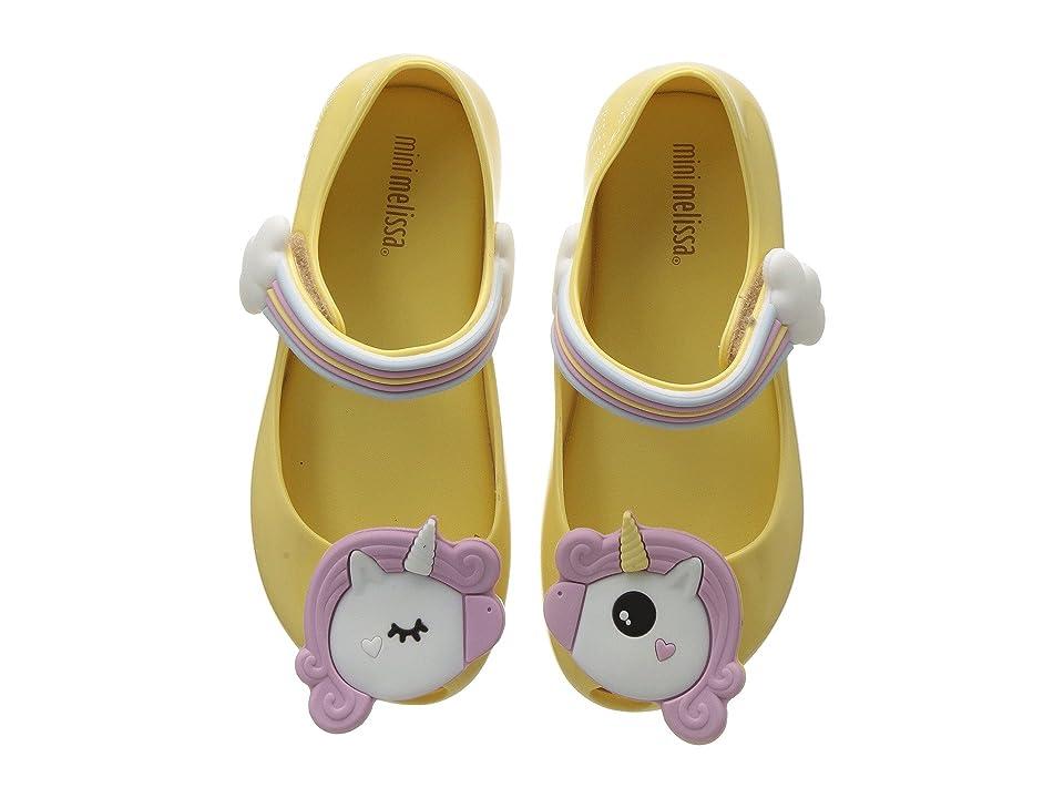 Mini Melissa Mini Ultragirl Unicorn (Toddler/Little Kid) (Yellow/Pink) Girl