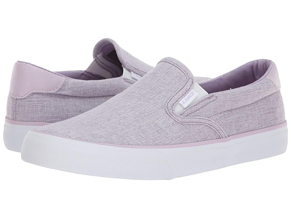 Lugz Clipper (Lily Pink/White) Women