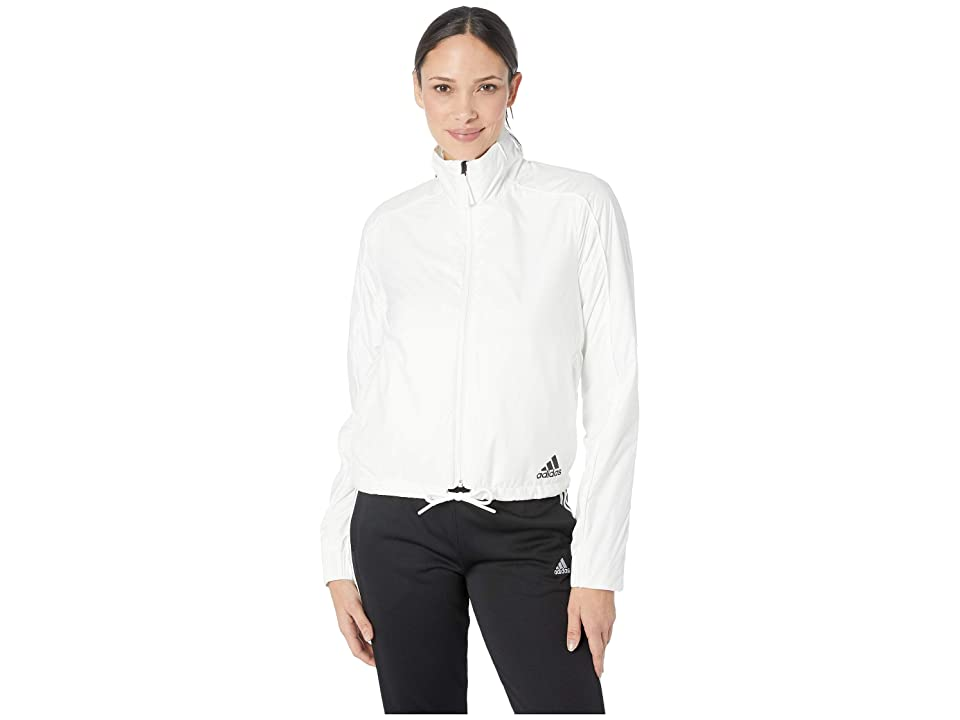 adidas Outdoor Light Insulated Jacket (Core White) Women