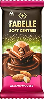 Fabelle Soft Centres - Almond Mousse, 58g Pack of 5