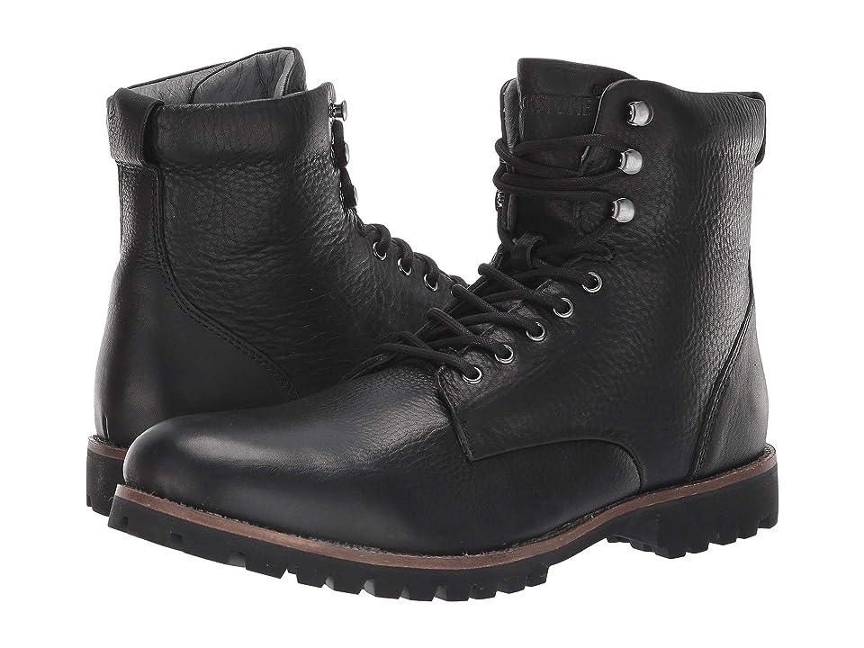 Blackstone High Boot WP QM83 (Black) Men