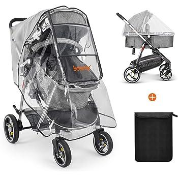 Demiawaking Universal Warm Baby Kinderwagen Fu/ß Muff Buggy Pushchair Pram Fu/ß Cover Rosa