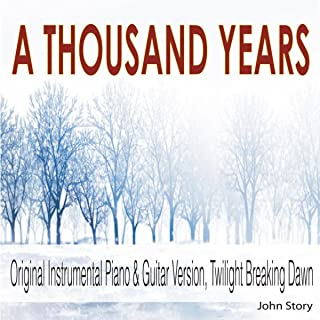 Best thousand years instrumental piano guys Reviews