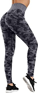 Seamless Leggings High Waisted Yoga Pants for Women Squat Proof Workout Leggings Tummy Control 4 Way Stretch S-XXL