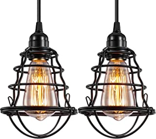 Best industrial hanging ceiling lights Reviews