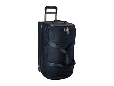 Briggs & Riley Baseline Medium Upright Duffle (Navy) Duffel Bags