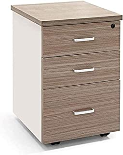 LQ Armoire de stockage de fichiers armoire armoire armoire armoire de rangement en bois dossier (Size : C)