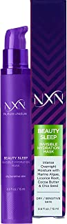 NxN Invisible Overnight Anti-Aging Face Mask - with Licorice Root, Grapeseed, Cacay Oil, Marine Algae - Moisturizing Facia...