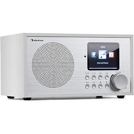 Auna Silver Star Mini Internetradio Mit Bluetooth Elektronik