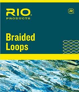 Rio 171197-Maurice Braided Loops Regular 3-7 Fishing Equipment (Pack of 4)