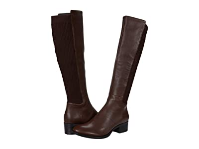 Kenneth Cole New York Levon Boot (Chocolate Leather) Women