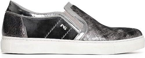 Nero giardini sneakers donna in pelle A719570D 141