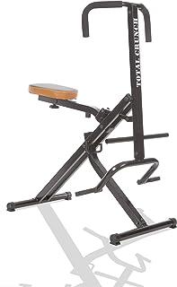 Mediashop Total Crunch Appareil d'entraînement | Vélo d'appartement | Appareil de fitness | biceps, latissime, ventre, épa...