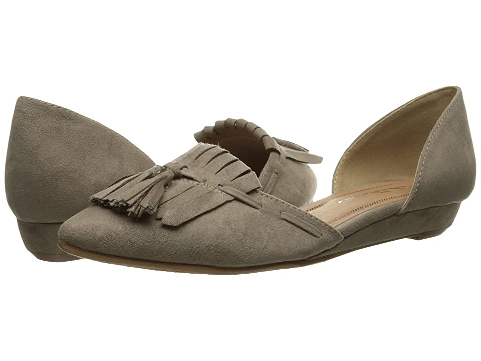 CL By Laundry Seline (Dark Taupe Super Suede) Women