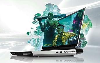 "Dell Alienware Area 51M Laptop, 17.3"" FHD (1920 x 1080), 9th Gen Intel Core i7-9700K, 16GB (2x8GB) RAM, 256GB SSD + 1TB (+..."