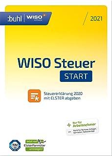 WISO Steuer-Start 2021 (für Steuerjahr 2020 | PC Aktivierungscode per Email) jetzt mit automatischem Umstieg von Elsterfor...