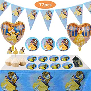Best disney princess party supply Reviews