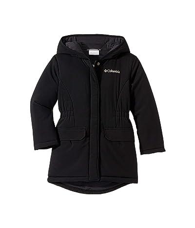 Columbia Kids Outdoor Boundtm Stretch Jacket (Little Kids/Big Kids) (Black) Girl