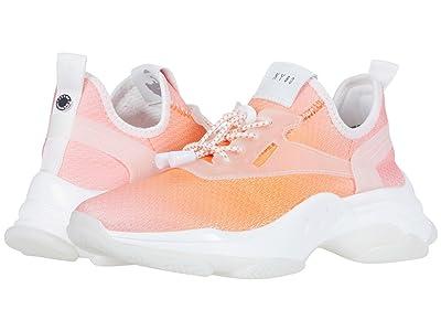Steve Madden Myles Sneaker (Orange) Women
