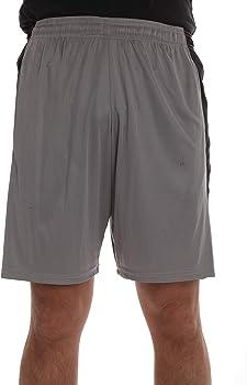 At The Buzzer Mens Active Athletic Basketball Shorts