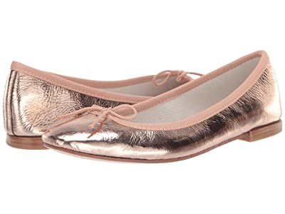 Repetto Cendrillon (Orange Rose/Pink Gold) Women