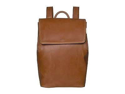Matt & Nat Fabi Vintage (Chili Matte Nickel) Backpack Bags